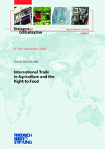 International trade in agriculture and the right to food