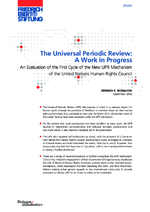 The Universal Periodic Review
