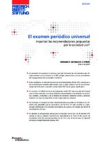 El examen periódico universal