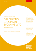 Graduating LDCs in an evolving WTO