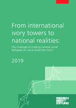 From international ivory towers to national realities