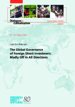 The global governance of foreign direct investment
